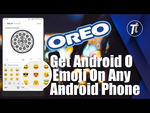 How to get Android O Emojis on any android phone