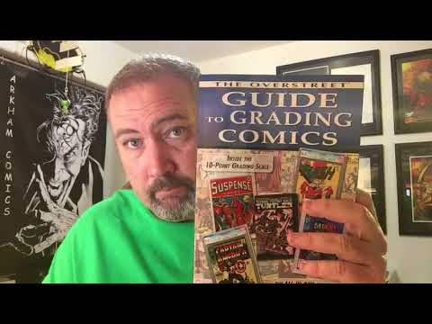 New comic book pick ups and CGC comment