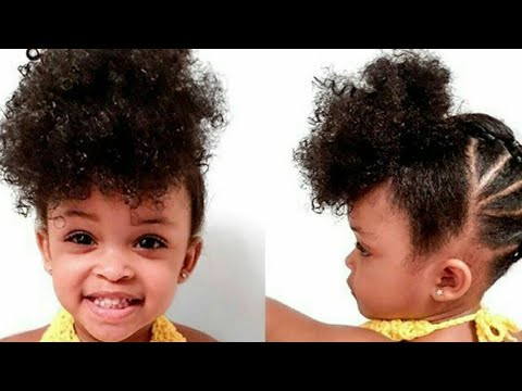 Cutest Hairstyles Ever for African American Kids
