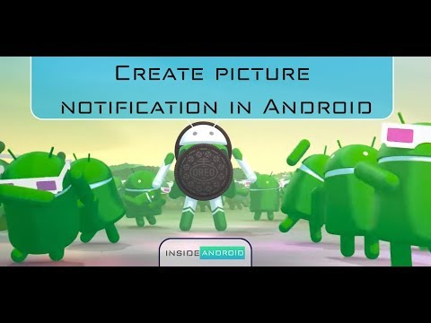 Part 2 Creating a Picture Notification in Android using Android Studio Android Studio Tutorial