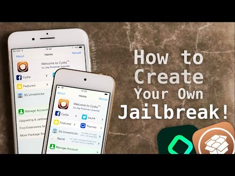 How to Develop Your Own iOS Jailbreak using the Trident Vulnerabilities! Upcoming 2018 Video Series