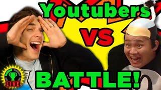 This Epic YouTuber SHOWDOWN is DA BOMB! | Super Bomberman R