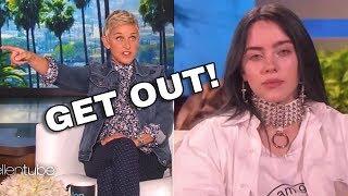 10 Celebs Who Insulted Ellen DeGeneres ON Ellen