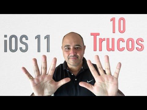 Top 10 Trucos iOS 11  Funciones ocultas iOS 11 en español