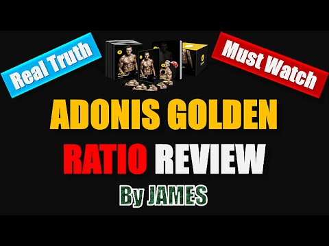 Adonis Golden Ratio Review - Must Watch Before to Buy Adonis Golden Ratio by John Barban