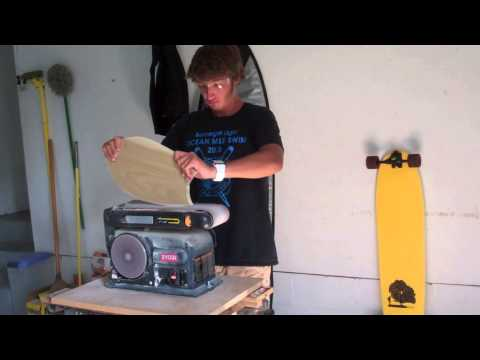 How to Build a Handplane for Bodysurfing