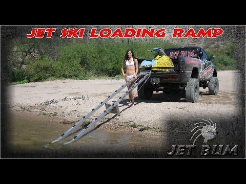 Jet Ski Loading Ramp