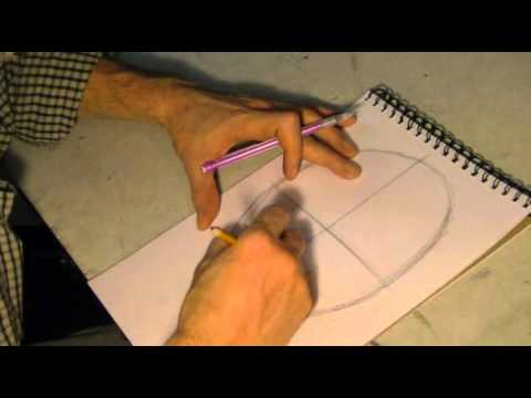 Learn to Draw Portraits with Bill Richards