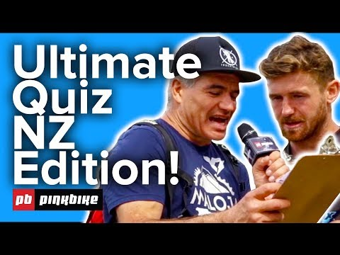 CAN BROOK DO IT AGAIN?! - New Zealand Ultimate Quiz