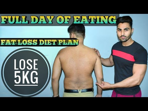 indian diet plan for weight loss in one month | 5 kg Lose Fat | Royal Shakti Fitness