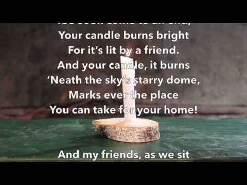 Happy Holidays 2015 - Candlelight