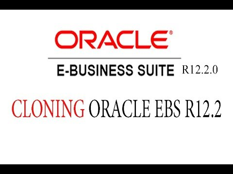 CLONING ORACLE APPLICATION R12.2|STEPS WITH DEMO|SAI