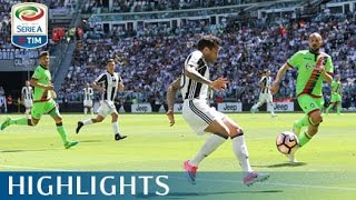 Juventus - Crotone - 3-0 - Highlights - Giornata 37 - Serie A TIM 2016/17