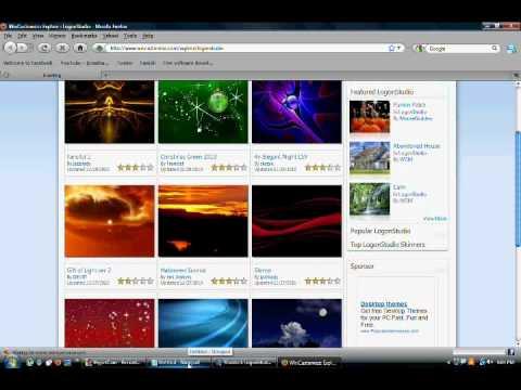 HowToStuff19: How To Change Windows Vista Logon Screen