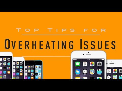 How-To Fix an iPhone That's Too Hot
