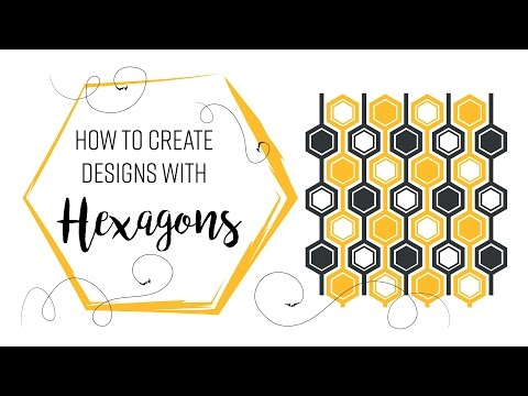 Creating simple designs with Illustrator