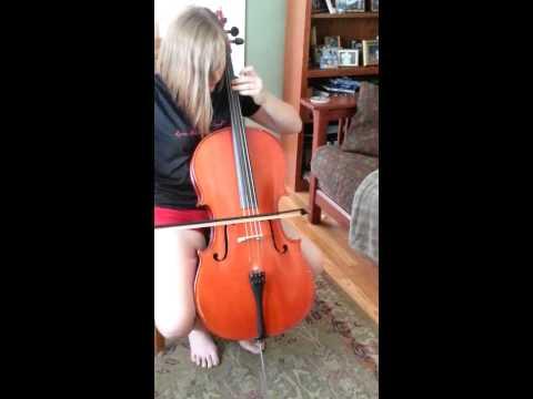 Prima P-103 3/4 Cello