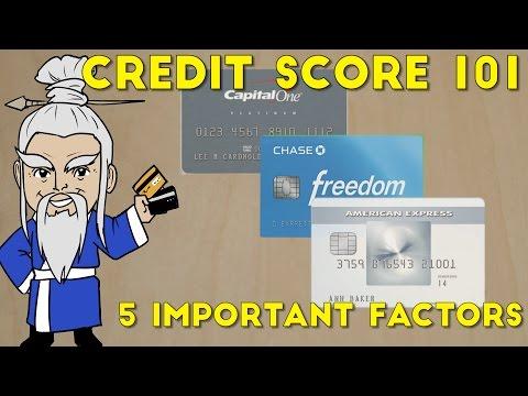 What Factors Affect Your Credit Score?