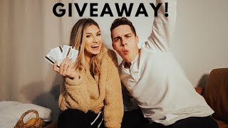 Hello 2021 | Cherishing the Little Things | Giveaway Winners Revealed