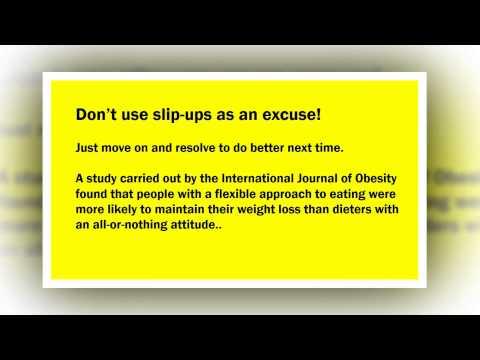 Fast Diet Fixes- Realistic Goals