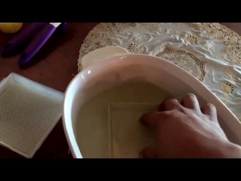 How to make old yellowed plastic lamp covers look like new