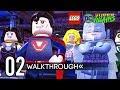 LEGO DC Super Villains Gameplay Walkthrough Part 2 No Commentary 1080p 60FPS HD