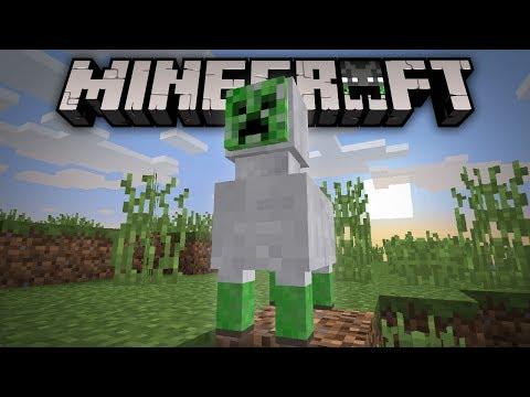 SI EL CREEPER FUERA OVEJA! THE SHEEPER! | Minecraft | ElSirKael