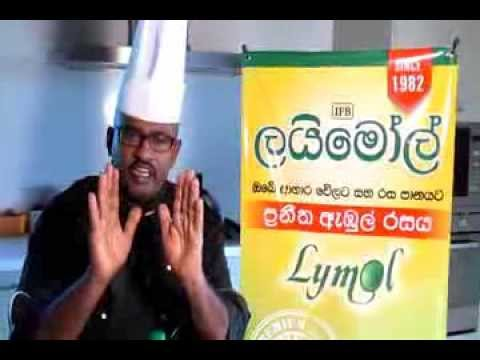 My Sri Lankan Kitchen with LYMOL - PRAWN SANDWICH - Recipe No 53