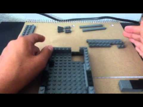 Tutorial: Lego iPod touch case part 2