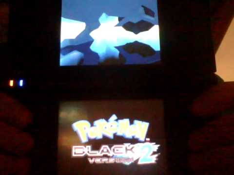 Basic restart tutorial on Pokemon Black 2