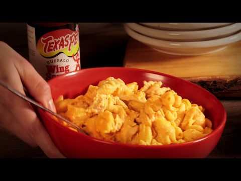 Buffalo Mac n Cheese - Simply Texas Pete