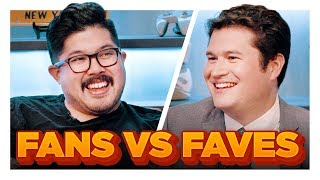 Were Clark Kent and Lois Lane Pervs? (Fans vs. Faves Pt. 1)