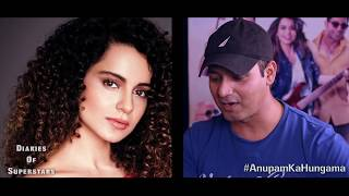 Anupam Kher ROCKS In 'Diaries Of Superstars' Segment   SRK   Salman   Aamir   Ranveer   Deepika