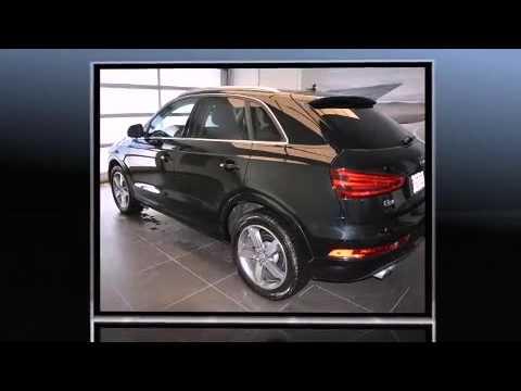 2015 Audi Q3 QUATTRO, GPS