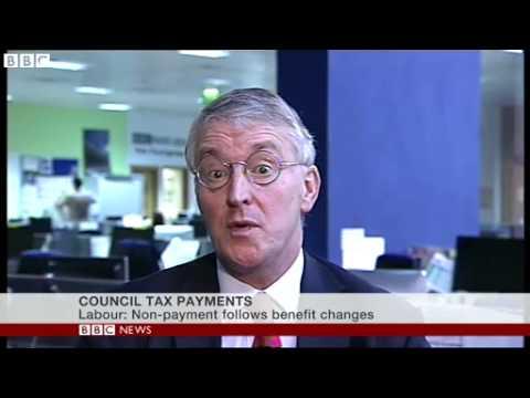 BBC News Benn on council tax The government needs to wake up