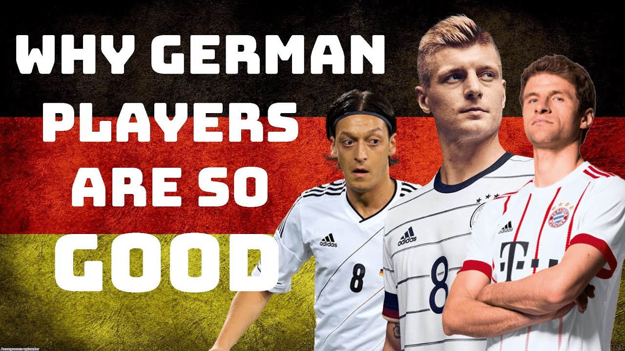 How Germany Engineered A Golden Generation | From Crisis To Champions |
