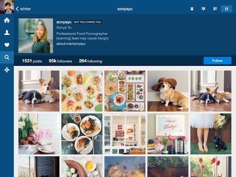 Retro - Instagram viewer for iPad
