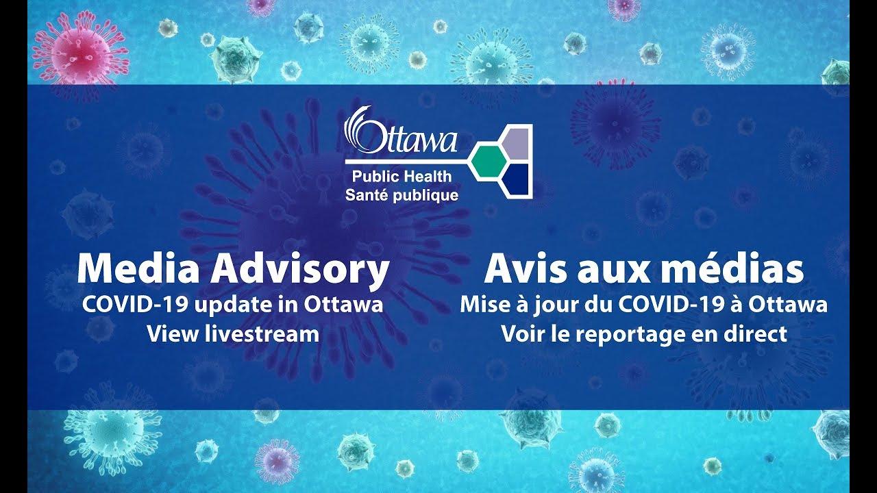 COVID-19: New development and update - COVID-19: Nouvelles et mise à jour