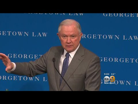 Trump Again Laments Selection Of Sessions As Attorney General