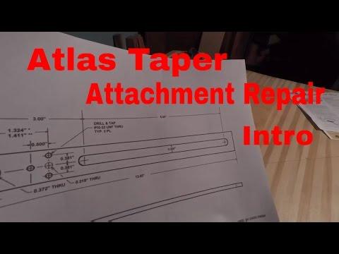 Survey of the Atlas Taper Attachment