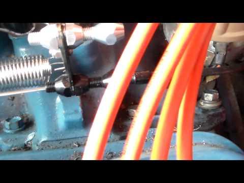 Lokar throttle cable installation, 1967-76 mopar A-body