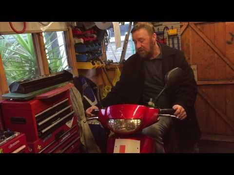 Buying a cheap moped 50cc  helpful info mark savage
