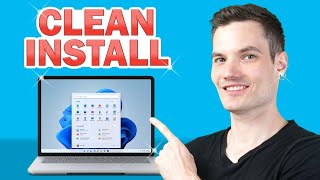 How to Clean Install Windows 11