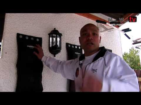 Immortal Flat Trainer Wing Chun dummy - review
