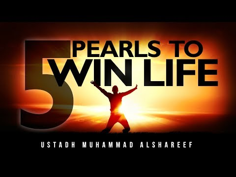 5 Pearls To WIN Life! - VERY Beneficial Advice