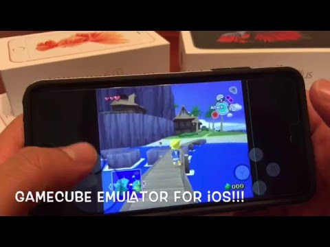 GAMECUBE FOR iOS COMING SOON!!