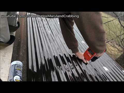 How to Fix A Corrugated Roof