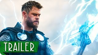 Download AVENGERS 4 Trailer 2 German Deutsch (2019) Video