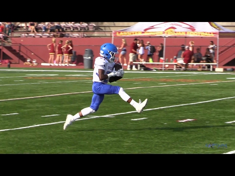 Youth Football Highlights - Remi Adams of the Etowah Eagles 2016