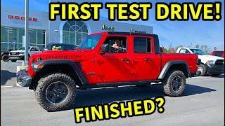 Rebuilding A Wrecked 2020 Jeep Gladiator Rubicon Part 10